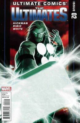 Ultimates (Marvel Ultimate Comics) #2A 2011 VF Stock Image