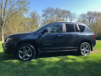 2015 Jeep Compass Fully loaded 2015 Jeep Compass Limited 4X4