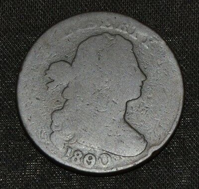 West Point Coins ~ 1800/79 Draped Bust Large Cent