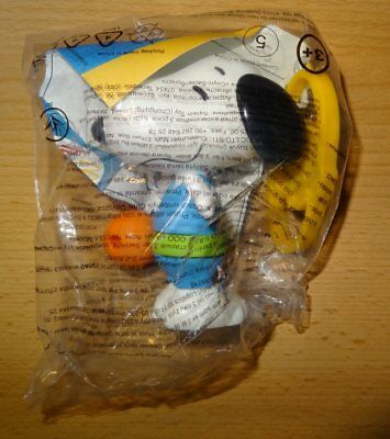 Peanuts Nr. 5 Basketball Snoopy Toy NEU OVP McDonalds happy McDonalds