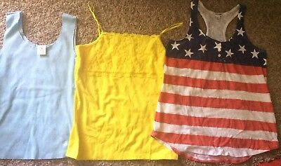 Tank Tops Tommy jeans, Old Navy Boutique ,Size M, Lot of 3