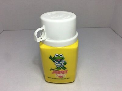 Muppet Babies Thermos-Plastic-Great Condition!!