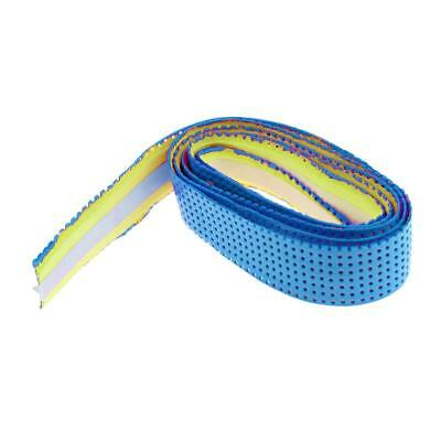 Super Anti-slip Racket Over Grips Bat Tennis Badminton Squash Tape Grip Blue
