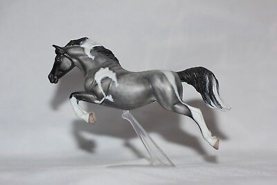 Breyer Model Horse - Custom - Warm-blood Jumper - Stablemate