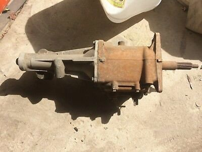 holden 3 speed all syncro gear box