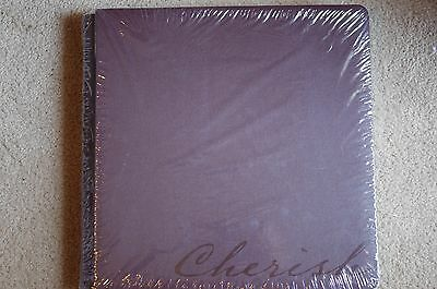 Creative Memories Cherish Original 12x12 scrapbook album coverset