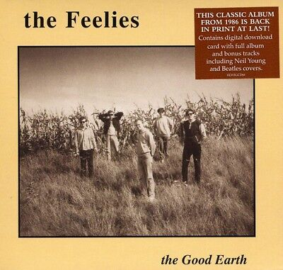 The Feelies - Good Earth [New CD] UK - Import