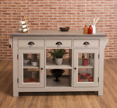 ISOLA CUCINA CASA Provenzale Design Vintage Industriale Shabby Chic ...