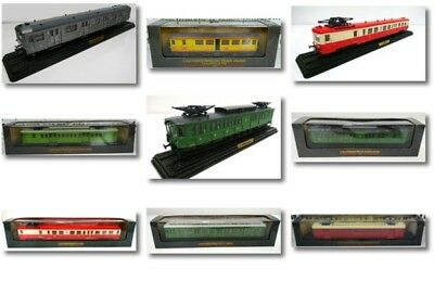 European Trains - L'Automotrice  1/87 scale (H0) Atlas Editions Coming Soon