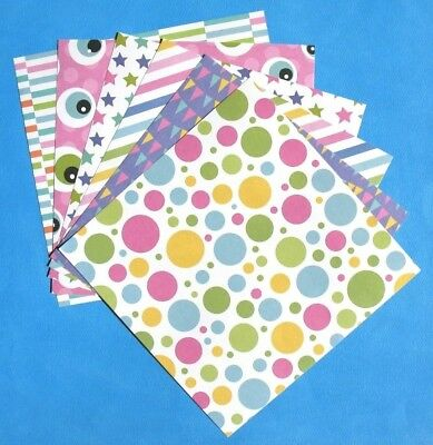 Carnival - 6x6 Forever In Time Scrapbooking Paper Pack