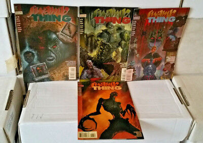 Swamp Thing (Vol.2) #140 141 142 143 Vertigo Comics Lot Grant Morrison VF/NM