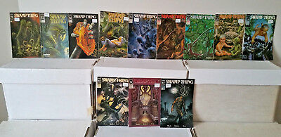 Swamp Thing (Vol.2) #88 to 99 Vertigo Comics Lot Doug Wheeler VF