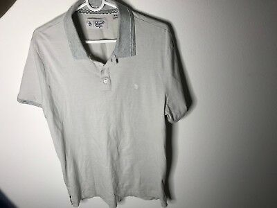 Penguin by Munsingwear Men's Polo/Shirt Size:Medium Classic Fit white