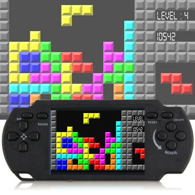 Tetris Portable Handheld Game Console Children's classic Game hand-held gaming