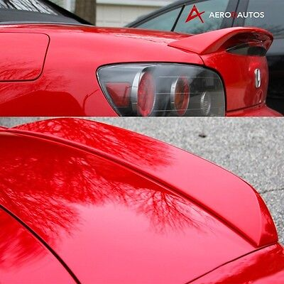 00-09 Honda S2000 AP1 AP2 2dr Convertible Rear Boot Trunk Spoiler Wing OE Style