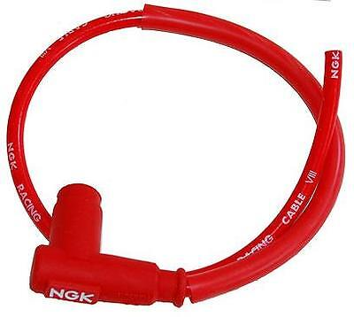 ATTACCO CANDELA NGK RACING CR6 con CAVO IN SILICONE