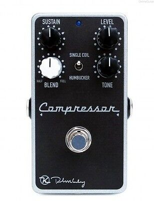NEW KEELEY ELECTRONICS COMPRESSOR PLUS GUITAR EFFECTS PEDAL w/ FREE US SHIPPING