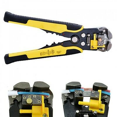 Ultimate Self Adjusting Wire And Cable Stripper Cutter Tools Hand Tool Stripping