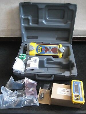 Timble Laser Receiver Model LR50 with RD20 NEVER USED