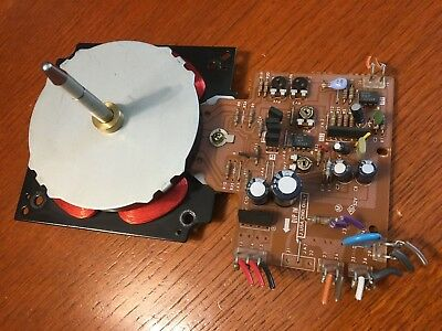Sony PS-T22 Turntable Parts - Motor