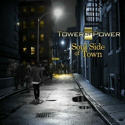 Tower of Power - Soul Side Of Town [New CD]