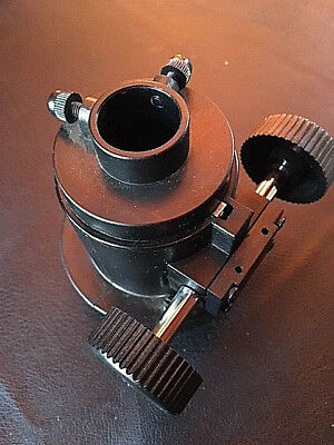 "One (1) Used 1.25"" OcularTelescope Optical Focusing System P062"