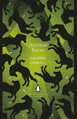 Animal Farm by George Orwell Paperback Book Free Shipping!