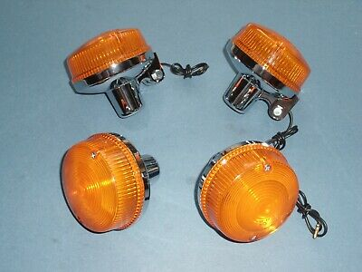 Kawasaki Blinker Set Z 1 900 400 440 650 750 1000 23040-029 / 034 turn signal