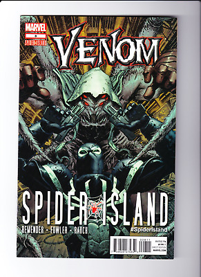 VENOM Vol.2 #8 2011 bagged/boarded - Rick Remender/Fowler - Heftticker