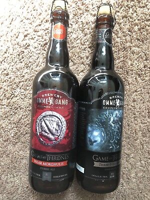 Game of Thrones 2014 Ommegang Brewery Ale