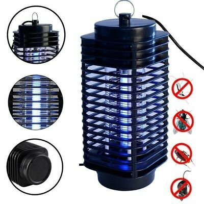 Electric UV Light Mosquito Killer Insect Grill Flying Pest Fly Bug Zapper Lamp D
