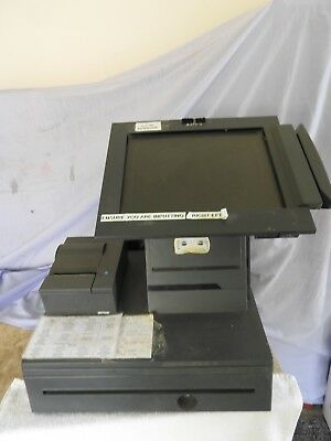 Cash Registers Computerised Efpos IBM Grey Touch Screen Used