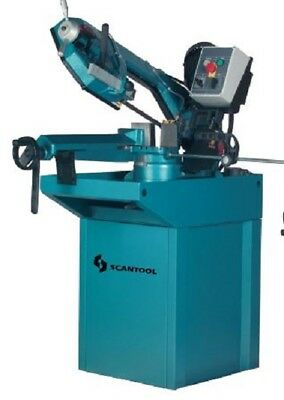 Scantool 280 Ghst Horizontal Metal Band Saw