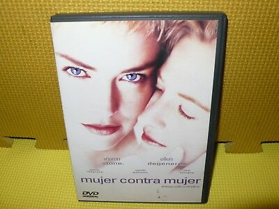 Mujer Contra Mujer - Sharon Stone - Dvd