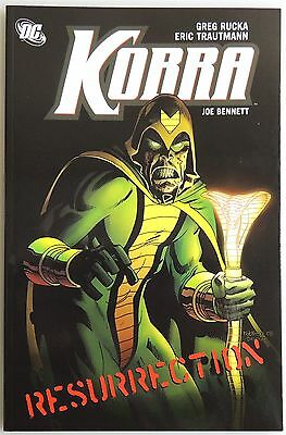 ESZ1959. KOBRA Resurrection TPB by DC Comics (2010) FIRST PRINTING_