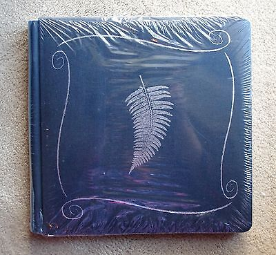 Creative Memories Black Rainforest Original 12x12 Album WITH WHITE PAGES