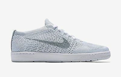 size 40 e0539 967ae Nike Womens Classic Tennis Ultra Flyknit 833860 101 SIZE 12 RETAIL 150 NEW