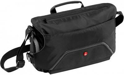 Manfrotto Small Active Advanced Pixi Messenger Bag for Mirrorless, Black