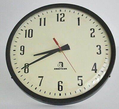 AllSyncplus Clock U54BHAA491 Details about  /American Time /& Signal Co