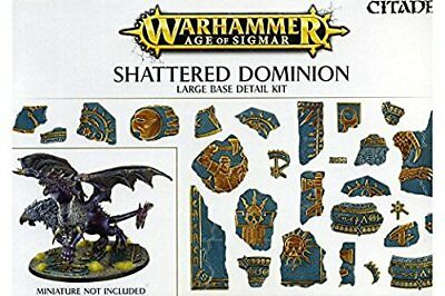 Warhammer Age of Sigmar Shattered Dominion Large Base Detail Kit - Citadel