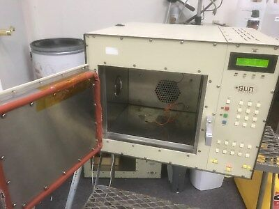 Sun EC1A Environmental Chamber oven, LN2 and LCO2 cooling, computer software