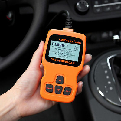 OM123 OBD MATE OBDII Car Code Reader Vehicle Engine Auto Diagnostic Scan Tool