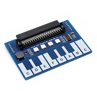 Mini Piano Module for Micro:bit, Touch Keys to Play Music for DIY