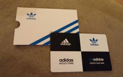 new products 3152f 1e696 Adidas Gift Card  35.42