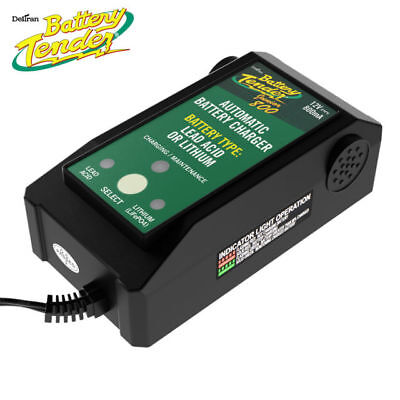 Battery Tender Junior 800 Battery Charger - AGM, Lead Acid, GEL, or Lithium