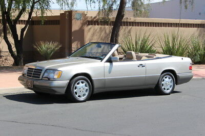 1995 Mercedes-Benz E-Class Cabriolet 1995 Mercedes Benz E320 Cabriolet Beautiful Must See Low Miles No Accidents!