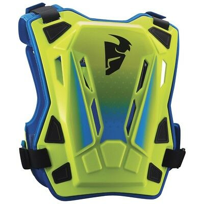 Thor Guardian Youth MX Offroad Roost Protector Flo Green