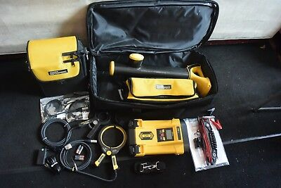 Vivax Metotech Locator Set Model VLoc-9800 with VX205-5 Transmitter SUPER CLEAN