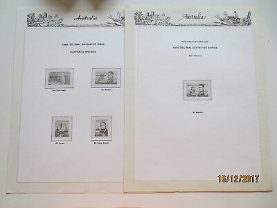 N0---01 --1966  Navigators  Special Issue  Sheets --Hingless  Pages