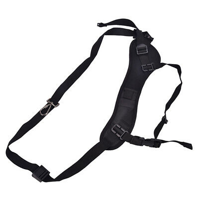 F-1 Quick Rapid Shoulder Sling Belt Neck Strap For Camera DSLR SLR BlackSC